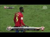 Футбол. РФПЛ. 17-й тур. ЦСКА - Урал 1:0 25' Ласина Траоре