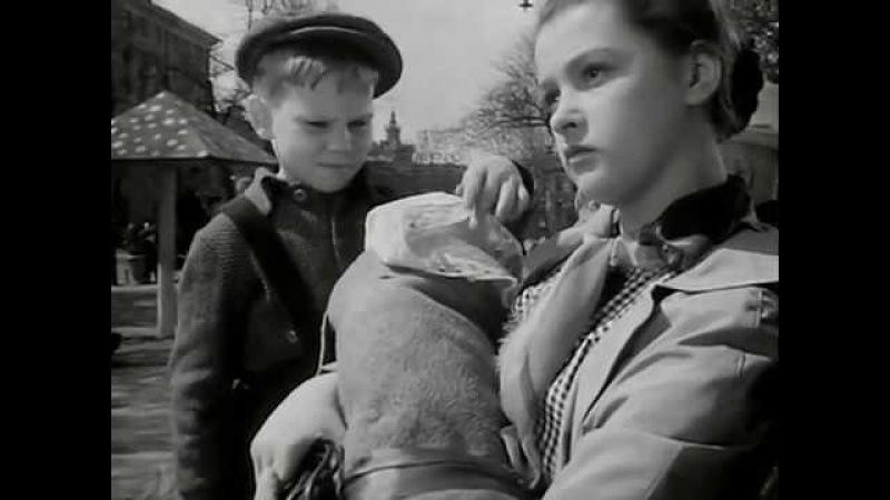 Человек родился (1956) СССР, мелодрама