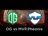 MVP vs OG [BO 3] // TI 6 (main event) 1/4  // Highlights