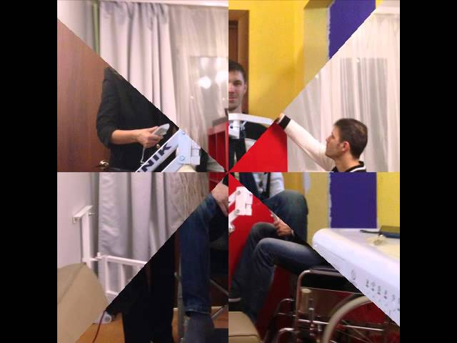 Квартира для инвалида, оборудованная подъёмником MINIK