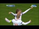 Гол: Екатерина Пантюхина (2 июня 2016 г, квалификация Чемпионат Европы среди женщин)