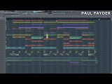 Mixing By PAUL FAYDER - CLUB HOUSE_Original_(128bpm)