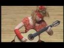 Liszt Hungarian Rhapsody no 2 Blindfolded guitar Galina Vale