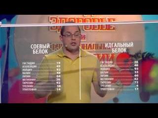 Сергей Агапкин о еде, здоровье и функциональном питании Выпуск 6, NL Products HD