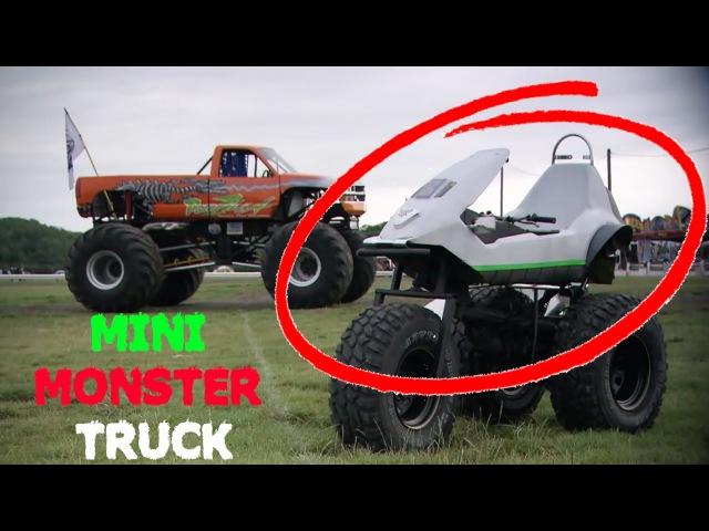 Colin Furze's Mini Monster Truck!