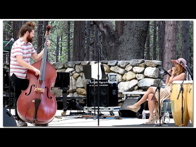 Casey Abrams Haley Reinhart Steam Roller Blues Idyllwild