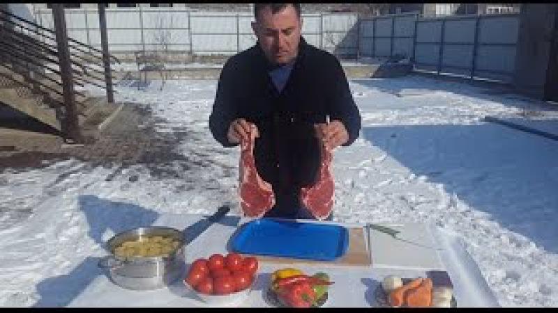 КАЗАЧЬЯ ПОХЛЁБКА Казацкое блюдо на Кавказе.