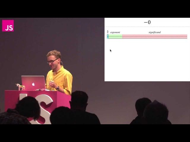 Bartek Szopka Everything you never wanted to know about JavaScript numbers JSConf EU 2013
