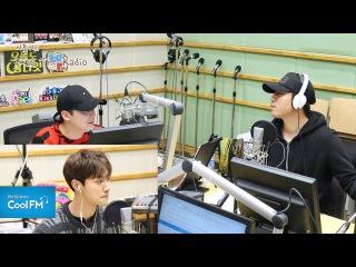 05.04.17 DJ Lee HongGi - Kiss The Radio @ Квак Донён и Ли Шион