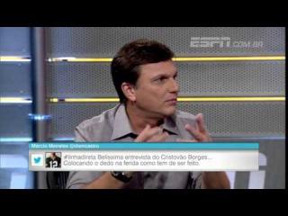 [ESPN] Mauro Cezar vê perseguição covarde a Cristóvão