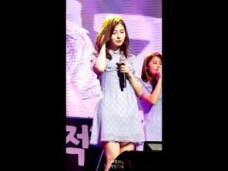 161224 다이아 예빈 꽃,바람 그리고 너 직캠 @ '첫번째 기적' 첫 콘서트