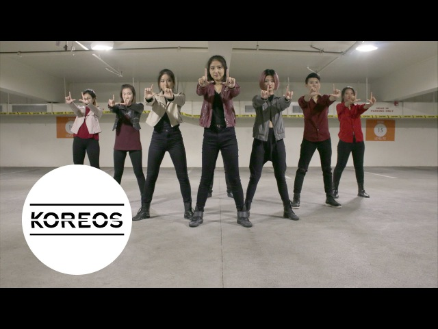 [Koreos] EXO (엑소) - LOTTO (Louder) Dance Cover