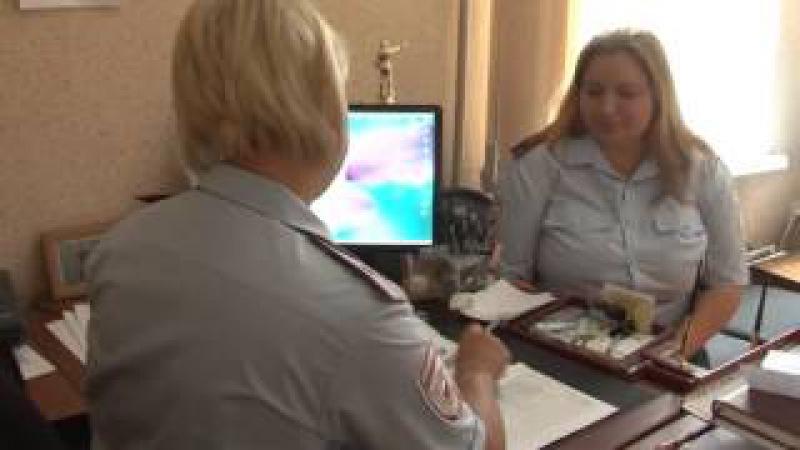 Дознаватель отдела МВД России по городу Мыски стала лучшей в Кузбассе.