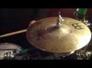 Demo of 14 Meinl Byzance Dark Hi Hats