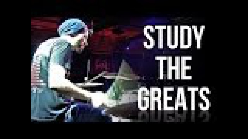 Benny Greb Crossover 9's   STUDY THE GREATS
