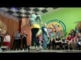 Александров Метр с кепкой breaking pro 1 круг 2 пара