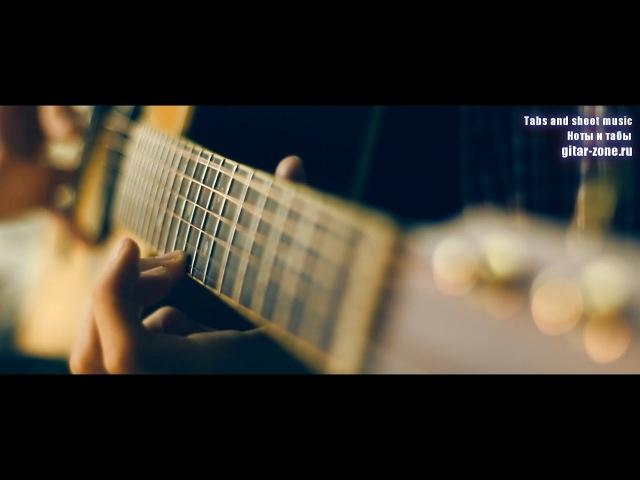 Iggy Pop In the death car OST Arizona dream │ Fingerstyle gutiar cover