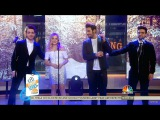 Jackie Evancho - Little Drummer Boy (ft. Il Volo) - 2016