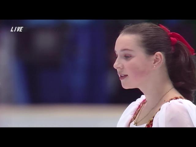[HD] Irina Slutskaya - 1998 Nagano Olympics - FS イリーナ・スルツカヤ Ирина Слуцкая
