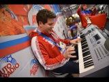 Денис Мацуев исполнил мелодии спортивных песен в радиошоу