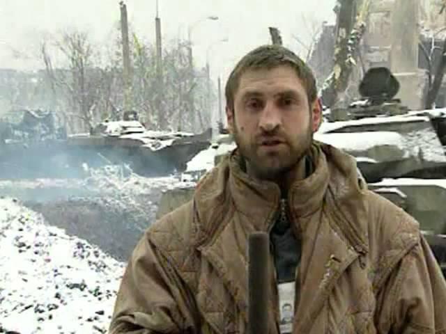 Чечня. Дорога в Ад