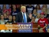 Trump renews call for