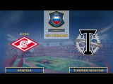 AFL16. Russian Cup. 1/8. Spartak Moscow - Torpedo Moscow