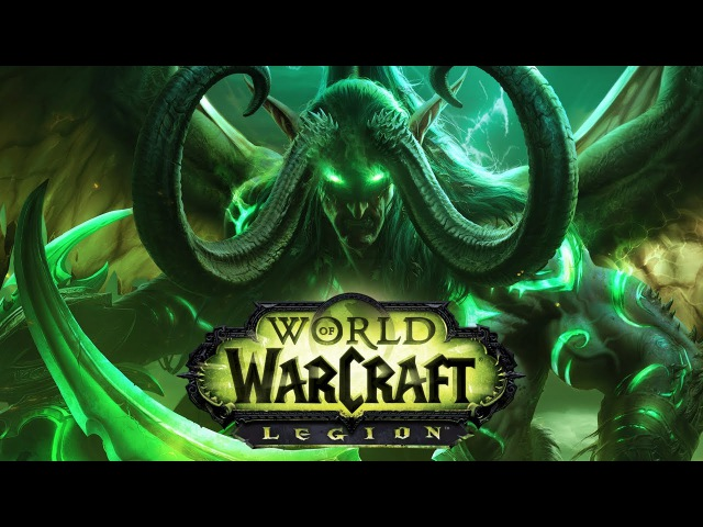 World of Warcraft LEGION Perish 75 LVL (Часть 9)