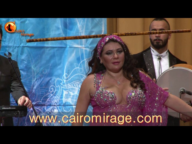 CAIRO MIRAGE 2017 GALA CLOSING KATIA ESHTA SUPERSTAR BELLYDANCER PART 3