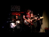 SOBO BLUES BAND Candye Kane