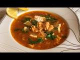 Солянка из Красной Рыбы (Очень Бюджетный Вариант) Saltwort (Red Fish Soup) Рыбная Солянка