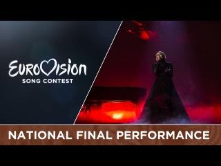 Norma John - Blackbird (Финляндия на Евровидении 2017)