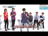 (Weekly Idol EP.257) BEAST, Show Me The Credit card Cheering battle