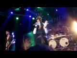 Xandria - Ravenheart (live Kulturfabrik Kofmehl de Solothurn 06/02/16)