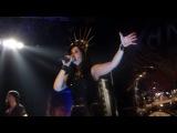 Xandria - Little Red Relish Unembraced (live Kulturfabrik Kofmehl de Solothurn 06/02/16)