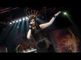 Xandria - Blood On My Hands (live Kulturfabrik Kofmehl de Solothurn 06/02/16)