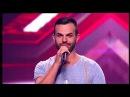 Slavko Kalezić Beyoncé End of Time audicija X Factor Adria Sezona 1