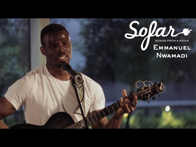 Emmanuel nwamadi - elastic heart / swim good (sia / frank ocean cover) | sofar london