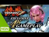 EXCLUSIVE Tekken 7 4K PC Gameplay - on GeForce GTX 1080!