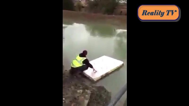 Мужчины за работой. Фейлы и пранки