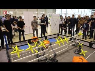 IX Всероссийский робототехнический фестиваль «РобоФест»