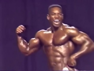 Flex Wheeler NPC 1989 - YouTube