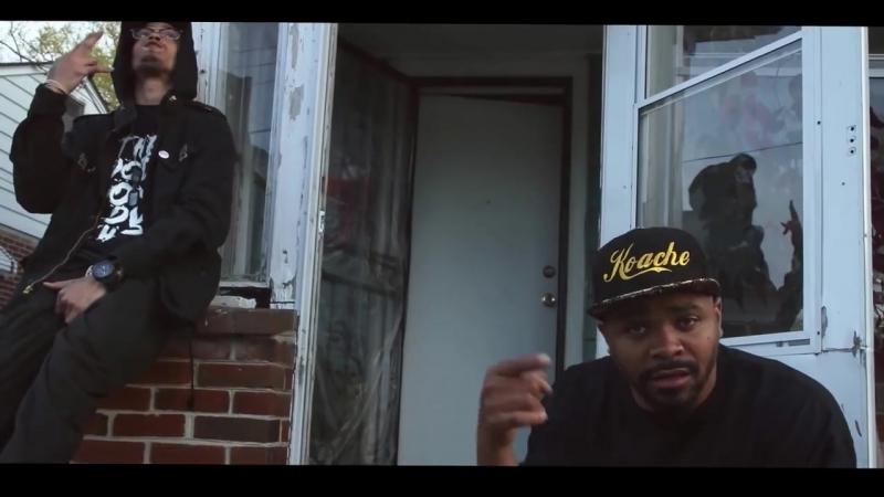 Koache feat. Corey Gunz - Hood Love