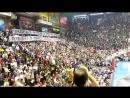Delije remebers Vitaly Churkin. Crvena zvezda - Galatasaray, Euroleague