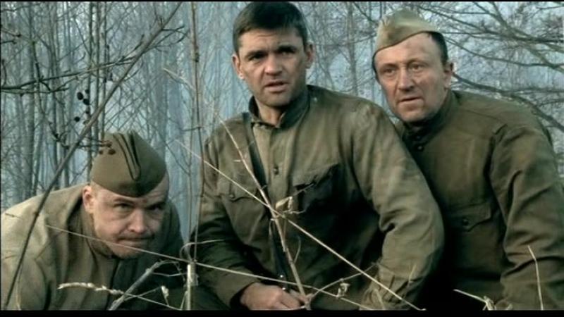 х/ф Последний бой майора Пугачёва (2005) 1/4