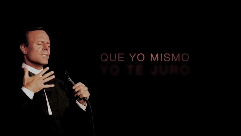 Julio Iglesias, Juan Luis Guerra Júrame (Official Lyric Video)