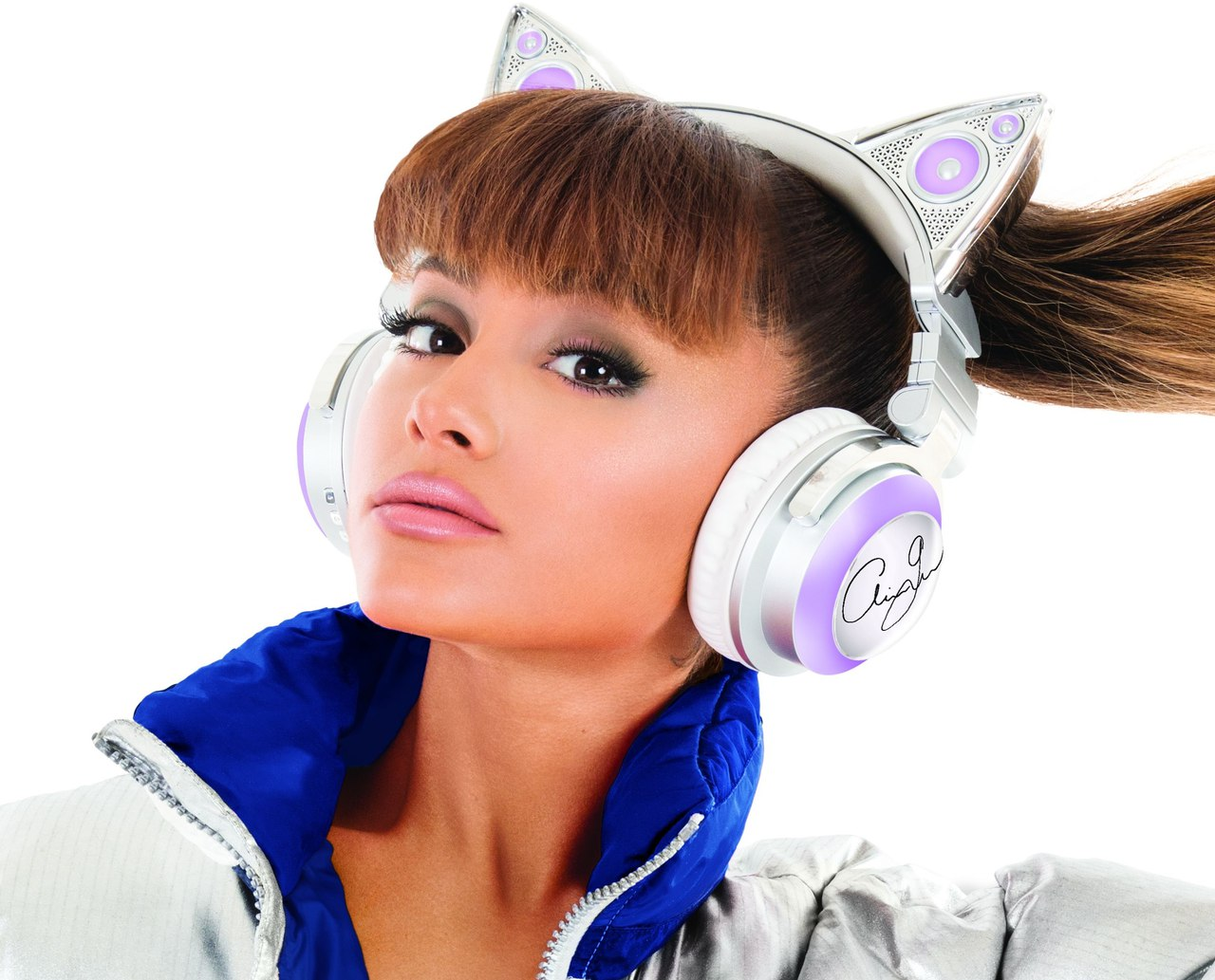 Wireless headphones rose gold - blue cat ear headphones wireless