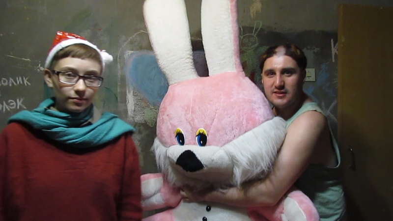 Эльдар Богунов и Кролик Блэк поздравляют, С днем рождения Даниила!