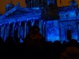 Фестиваль света на Исаакиевской пл. 4 ноября 2016 г.