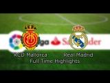 RCD Mallorca - Real Madrid  La Liga  6th season  26th tour